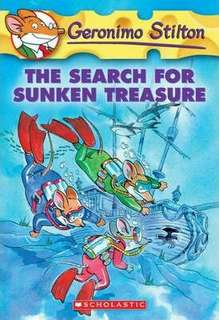 (BN) Geronimo Stilton #25 The Search for Sunken Treasure
