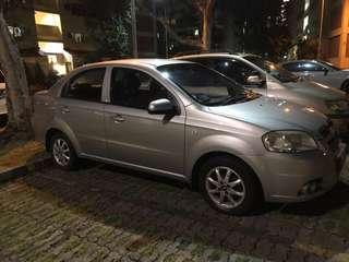 Chevrolet Aveo Sedan 1.4 Auto 4dr