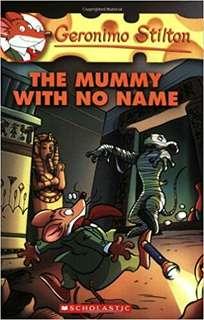 (BN) Geronimo Stilton #26 The Mummy with No Name