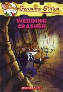 (BN) Geronimo Stilton #28 Wedding Crasher