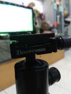 🚚 TRIOPO,捷寶相機腳架