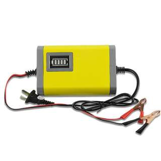 Premium Motorcycle Battery Charger