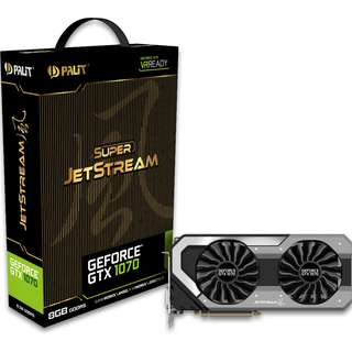 Palit Super Jetstream GTX 1070