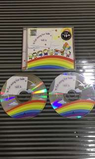CD: Fun Songs for kids