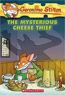 (BN) Geronimo Stilton #31 The Mysterious Cheese Thief
