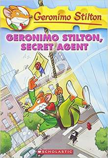 (BN) Geronimo Stilton #34 Geronimo Stilton, Secret Agent