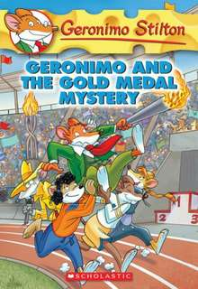 (BN) Geronimo Stilton #33 Geronimo and the Gold Medal Mystery