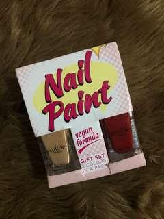 Bench Paint Box Nail Paint Gift Set
