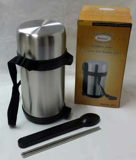 VACUUM FOOD JAR STAINLESS 1,5 L / LUNCH BOX TEMPAT MAKAN UNIWARE 2410