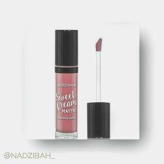 Lipstik sweet cream matte