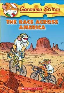 (BN) Geronimo Stilton #37 The Race Across America