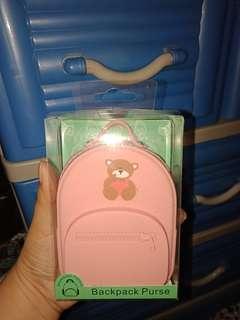Mini Bagpack Purse