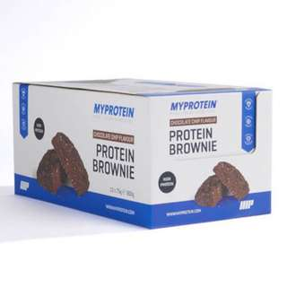 高蛋白質餅 protein brownie (12 pack)