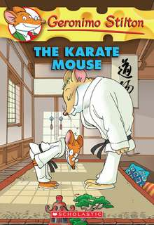 (BN) Geronimo Stilton #40 The Karate Mouse