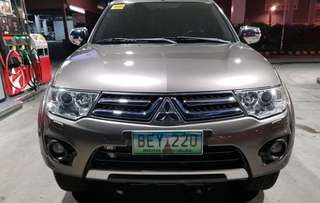 Mitsubishi Montero 2014