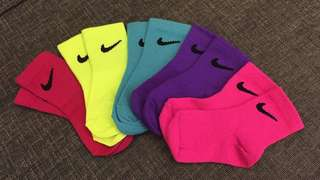 Genuine Nike Kid Socks (2yrs+) 5 pairs