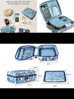 Tas Monopoly Travel Multipouch Ver.2 Motif