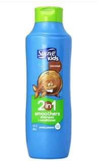 SUAVE KIDS 2in1 Shampoo and Conditioner 655ml