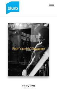 Zine: Four Years of Singapore