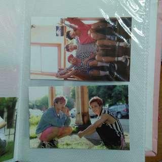 Bts now 3 photocard