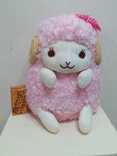 義賣。羊咩咩 healthful girl wooly