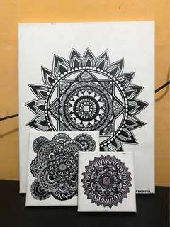 Mandala Artwork