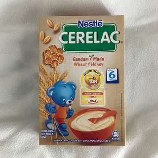 FREE Baby Food Nestle Cerelac 225g