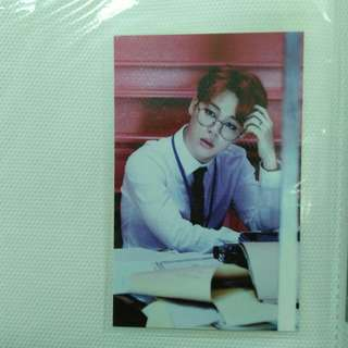 BTS Jimin Dope YF limited press pc
