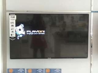 TV Panasonic 43 inch bisa kredit tanpa kartu kredit