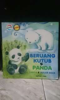 Bilingual soft cover book