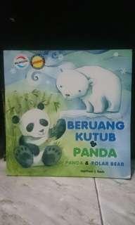 Bilingual soft cover book