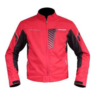 Riding Jacket respiro velocity r3 touring biker