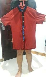 Baju merah ( bs nego )
