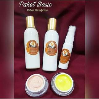 Paket Basic Helwa Beuty Care
