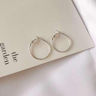 🚚 圈圈 耳環