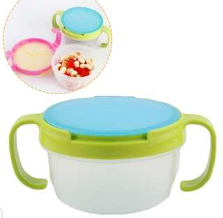 Anti-spill Baby Food Container