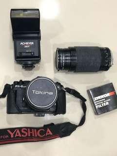 Yashica FX-3 classic camera