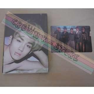 [LAST 1][CRAZY DEAL 90% OFF FROM ORIGINAL PRICE][READY STOCK]SHINEE KOREA MINI ALBUM+GROUP PHOTO CARD(UNSEALED/NO POSTER)ORIGINAL FR KOREA (PRICE NOT INCLUDE POSTAGE)PLEASE READ DETAILS FOR MORE INFO; POSLAJU:PENINSULAR AREA :RM10/SABAH SARAWAK AREA: RM15