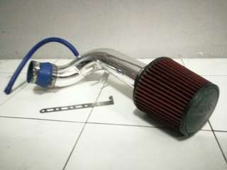 Jetco Rampipe with K&N Air Filter