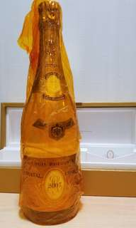 Louis Roederer Cristal 2007 Gift Box (750ml)