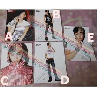 [CRAZY DEAL 90% OFF FROM ORIGINAL PRICE][READY STOCK]BIGBANG G-DRAGON GD KOREA OFFICIAL POSTCARD SET 5PC; ORIGINAL FR KOREA (PRICE NOT INCLUDE POSTAGE)PLEASE READ DETAILS FOR MORE INFO; POSLAJU:PENINSULAR AREA :RM10/SABAH SARAWAK AREA: RM15