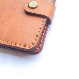 Dompet Kulit Sapi Leather Wallet