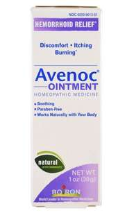 BNIB Avenoc hemorrhoid cream ointment