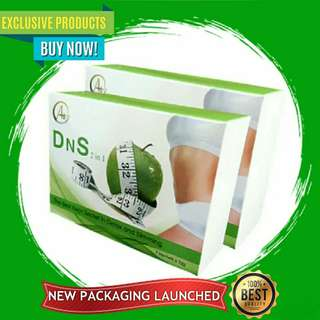 DNS 2 in 1 (Detox and Slimming)