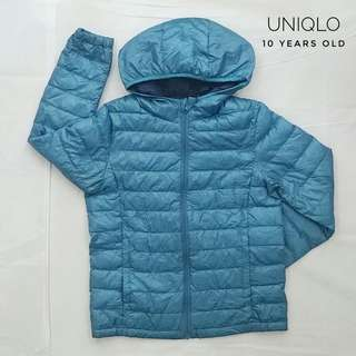 Uniqlo Padded Parka Winter Jacket