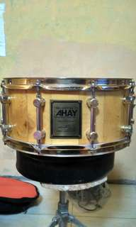 Ahay custom snare stave shell (SECOND) NEGO