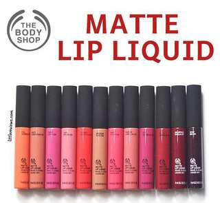 🚚 Face shop matte lip liquid