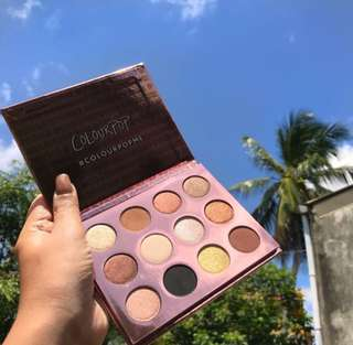 Instock Colourpop I Think I Love You Eyeshadow Palette ❗️S A L E ❗️