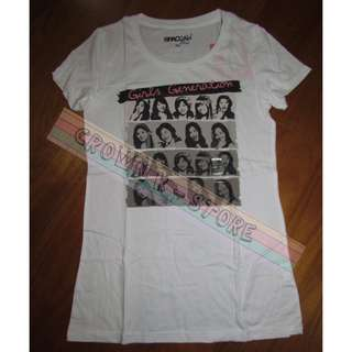 [CRAZY DEAL 90% OFF FROM ORIGINAL PRICE][READY STOCK]GIRLS GENERATION SNSD KOREA SPAO OFFICIAL TSHIRT S SIZE 1PC; ORIGINAL FR KR(PRICE NOT INCLUDE POSTAGE)PLEASE READ DETAILS FOR MORE INFO; POSLAJU:PENINSULAR AREA :RM10/SABAH SARAWAK AREA: RM15