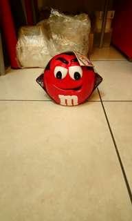 全新M&M's吸血鬼陶瓷罐